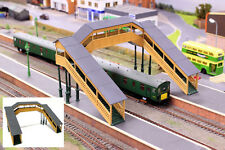 Gaugemaster - GM403 - Fordhampton Footbridge 'OO' Plastic Kit - Tracked 48 Post