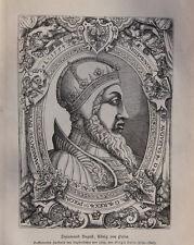 Sigismund II. August von Polen - Zygmunt II. August - Žygimantas Augustas