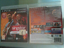SINGSTAR GUITAR  VERSIONE UFFICIALE ITALIANA PS3 SIGILLATO