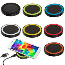 Qi Wireless Charging Charger Pad USB Cable for Samsung Nexus LG HTC Nokia