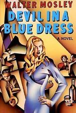 WALTER MOSLEY DEVIL IN A BLUE DRESS SIGNED FIRST ED
