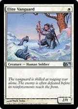 ELITE VANGUARD M11 Magic 2011 MTG White Creature — Human Soldier Unc