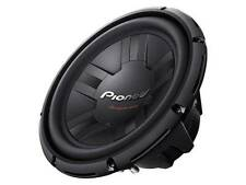 "Pioneer TS-W311S4 1400W 12"" Single 4-ohm Car Subwoofer"