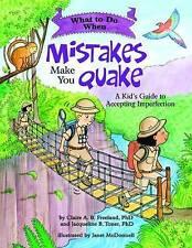 Qué hacer cuando los errores que te Quake: una guía de niño para aceptar..