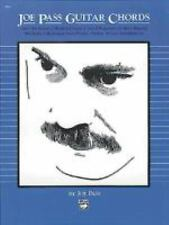 Joe Pass Guitar Chords : Learn the Sound of Modern Chords and Chord...