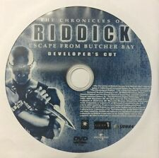 Chronicles Riddick Escape From Butchers Bay + Rainbow Six Vegas PC DVD Full Game