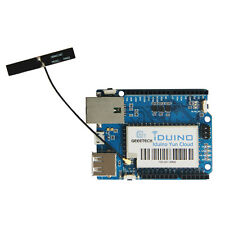 Iduino Yun Cloud ATmega32u4 Atheros AR9331 Linux LAN WIFI 3G dongle for Arduino