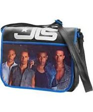 Brand New JLS Galaxy Retro Messenger Bag Gym Uni School Shoulder Travel Bag
