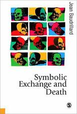 Symbolic Exchange and Death (Theory, Culture & Society), , Jean Baudrillard, Goo