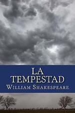 La Tempestad (Spanish Edition)-ExLibrary