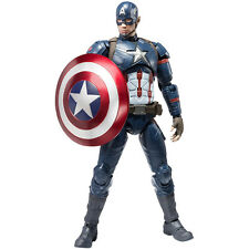 BANDAI S.H.FIGUARTS Marvel Captain America Civil War Action figure Japan version