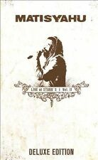 MATISYAHU-LIVE AT STUBBS 2 (W/DVD) (DLX)  CD NEW