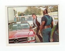 figurina THE A-TEAM PANINI 1983 numero 66