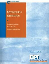 Overcoming Depression - Client Manual (Best Practices for Therapy)