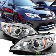2008-2011 Subaru Impreza WRX STi /08-11 Outback Headlights Headlamps Left+Right