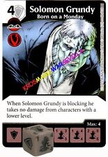 066 SOLOMON GRUNDY Born on a Monday -Common- JUSTICE LEAGUE - DC Dice Masters