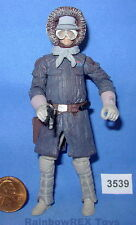 Star Wars 2008 HAN SOLO from Hoth Recon Patrol Battle Pack 3.75  inch Figure