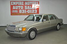 Mercedes-Benz : 300-Series Base Sedan 4-Door