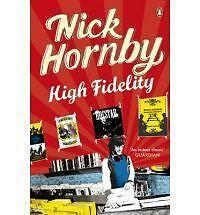 High Fidelity by Nick Hornby (Paperback, 2010) New Book