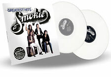 "Smokie ""greatest hits"" limited white coloured Vinyl 2LP NEU 2016"