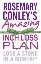 NEW - Rosemary Conley's Amazing Inch Loss Plan: Lose a Stone in a Month!