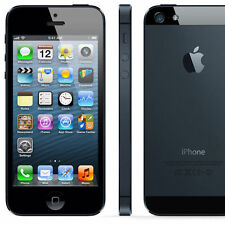 Apple iPhone 5 16gb Black Factory unlocked(Imported) + 6 Months Seller Warranty
