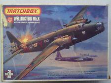 Matchbox PK-402 Wellinton Mk.X 1:72 Neu, in Originalkarton mit Lagerungsschäden