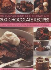 Chocolate Cook Book-ExLibrary