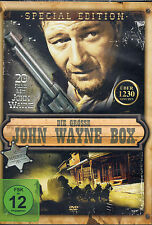 John Wayne: Megabox Edition (20 films) [4 DVDs]