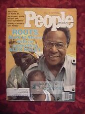 PEOPLE May 9 1977 ROOTS ALEX HALEY Robert Duvall Jean-Pierre Rampal Duane Bobick