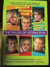James Van Der Beek Jessica Biel RULES DE ATTRACTION Bret Easton Ellis NOUS DVD