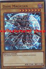 MVP1-EN054 - MAGO NERO - DARK MAGICIAN - ALTERNATIVE ART - ULTRA RARA - INGLESE