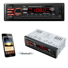 Stéréo Bluetooth Radio Car Audio Autoradio MP3 / SD / USB / AUX-IN / FM Lecteur