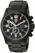 Luminox 1942 Atacama Field Alarm Chronograph Black Stainless Steel Watch