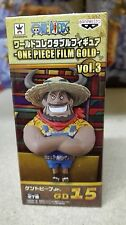 ONE PIECE WCF FILM GOLD Vol. 3 KENT BEEF JR FIGURA FIGURE 15 NEW NUEVA