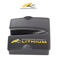 New Powakaddy Digital / Sport Lithium Battery FREE Delivery (Drop in Version)