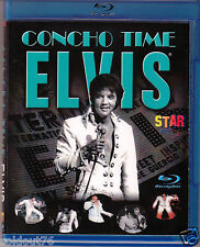 ELVIS - CONCHO TIME - STAR - NEW BLU-RAY SEALED!