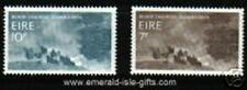 Ireland 1967 Tourist Year Set Of 2 MNH Irish Stamps