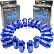 Blue D1-SPEC JDM Racing Wheel Lug Nuts M12X1.5 20X for HONDA CIVIC ACURA INTEGRA