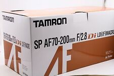 Tamron SP 70-200mm f/2.8 LD AF IF Di Macro A001P Lens For Pentax * Mint *