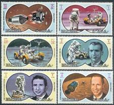 Ras al Khaima 1971 ** Mi.A561/65 A Weltraum Space Apollo 15