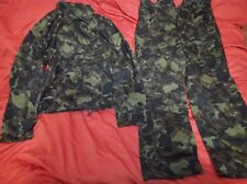 Soviet Russian TTsKO Camo Butan VSR Summer Uniform set VDV Army 54-4 ФЛ512