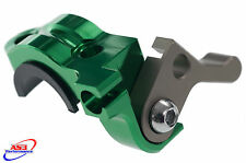 KAWASAKI KXF 250 450 UNIVERSAL CNC ALUMINIUM HOT START LEVER WITH BAR CLAMP