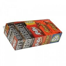 Hershey's Chocolate Full Size Variety Pack (30Bar Box), New, Free Shipping