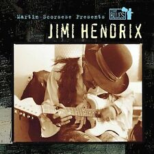 Martin Scorsese Presents The Blues: Jimi Hendrix Hendrix, Jimi Music-Good Condit