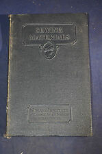 1933 Sewing Materials - Womens Institute of Domestic Arts & Sciences