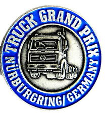 Auto pin/Pins-Mercedes Benz-Truck Grand Prix nurburgring/plata [1124]