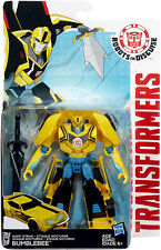 Hasbro - Transformers Robots in Disguise Warrior Class - Night Strike Bumblebee
