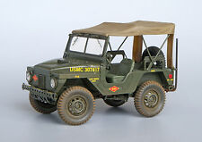 PLUS MODEL 294 M422A1 Mighty Mite Resin Kit in 1:35