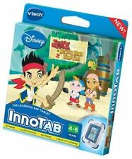 VTech InnoTab Game Disney Jake and The Neverland Pirates sealed